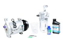 Automotive air conditioning a/c compressor kits