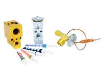 Automotive air conditioning expansion valves / orifice tubes