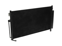 Automotive air conditioning condensers