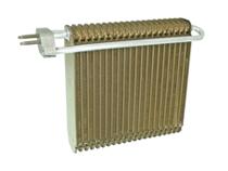 Automotive air conditioning evaporator cores